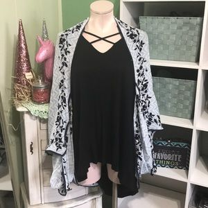 Maurices Kimono One Size Fits All